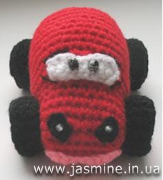 Машинка от Янины (jasmine)